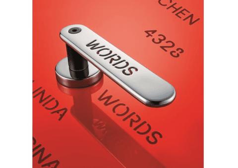 maniglia doccia  WORDS