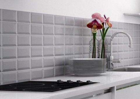 Piastrelle in ceramica per cucina