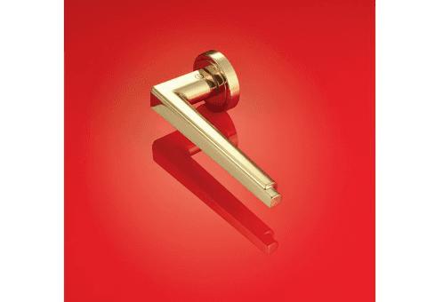 maniglia doccia dorata