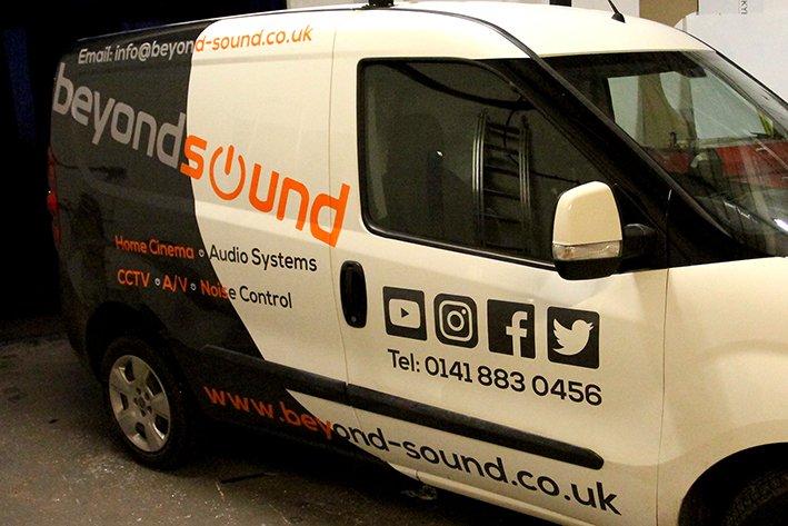 4aa98181d2 Vehicle Graphics   Signage East Kilbride