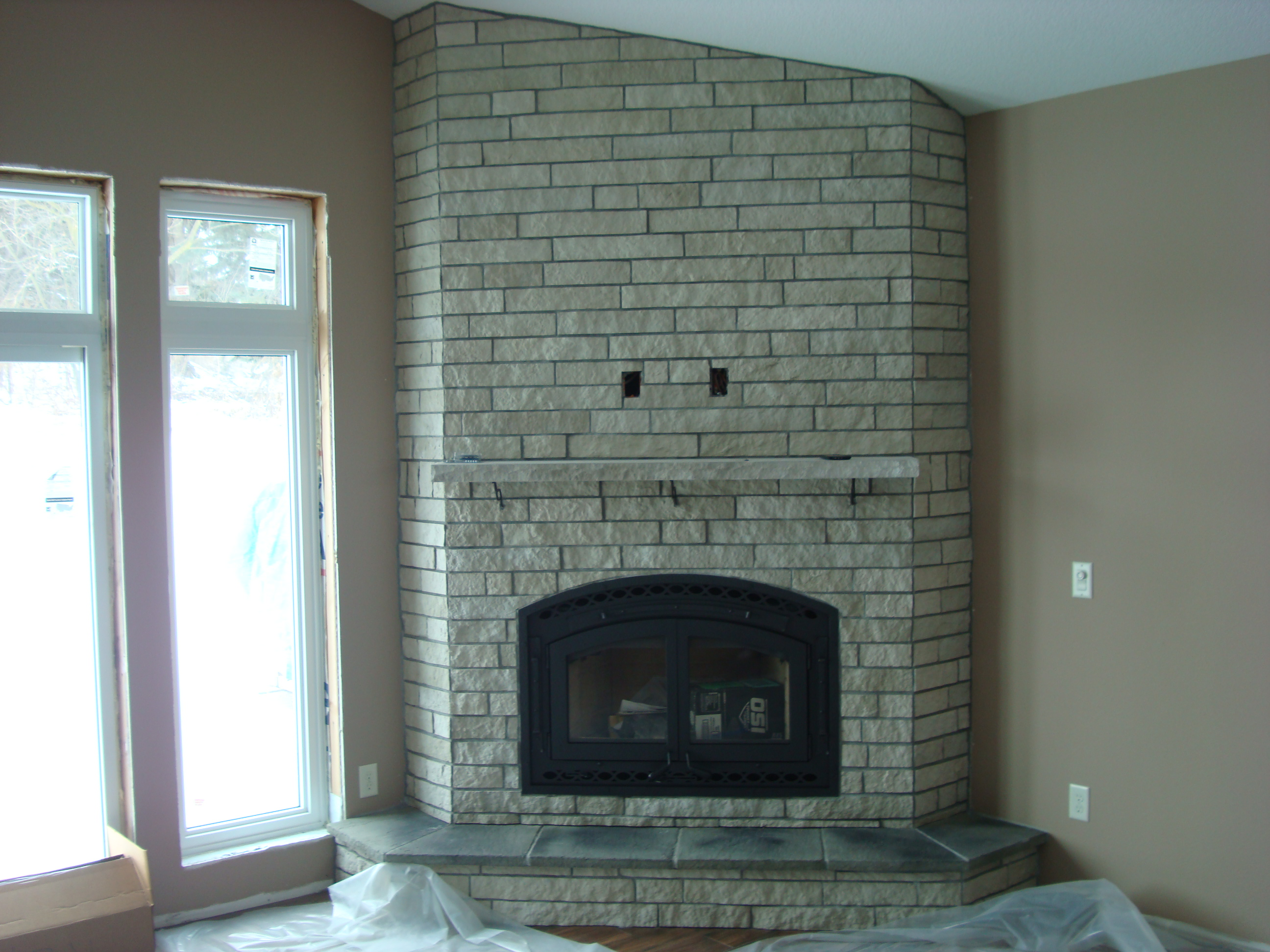 Bis wood fireplace, traditions, wood fireplace