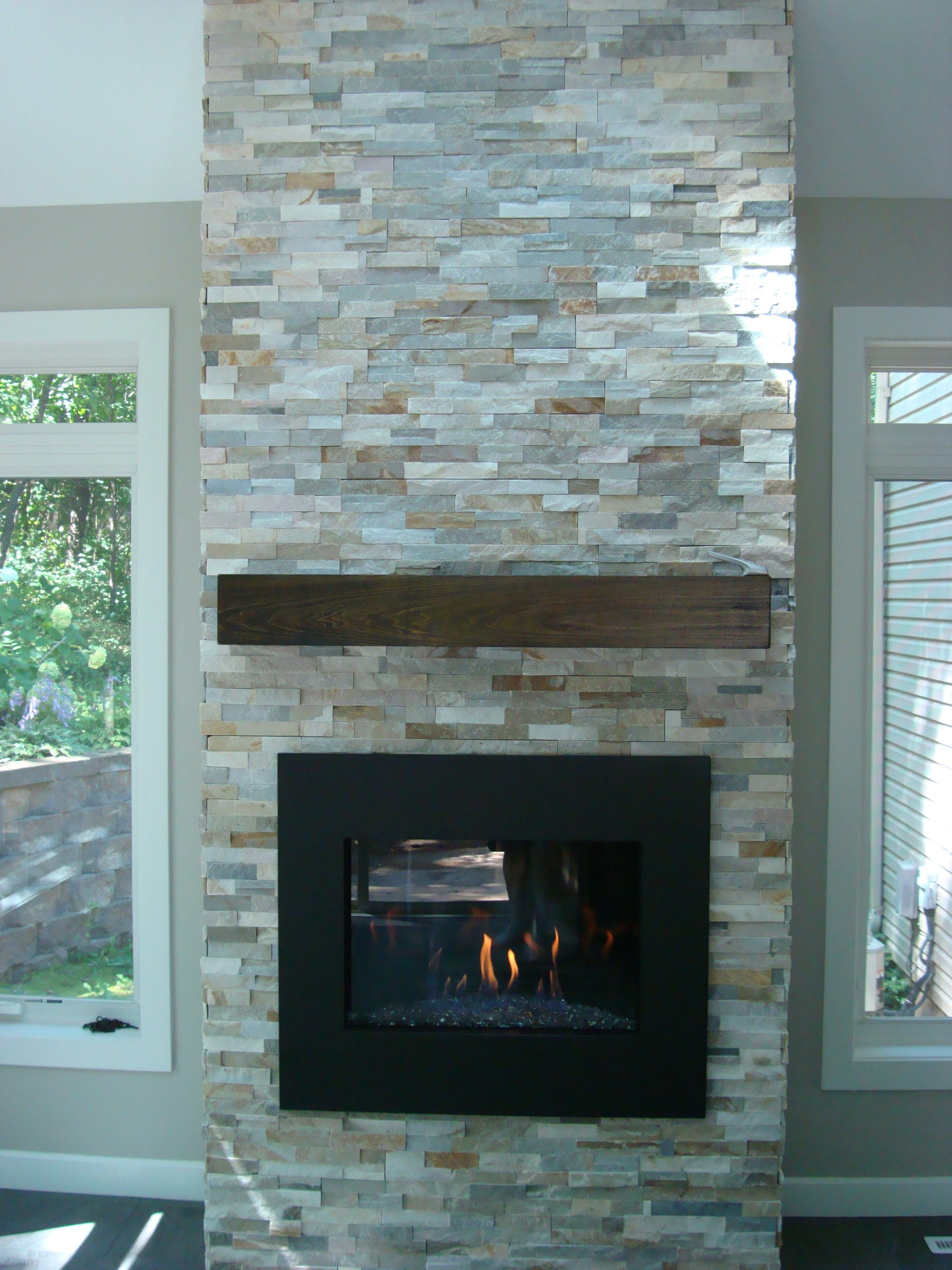 Kozy Heat-Delano- Contemporary Fireplace