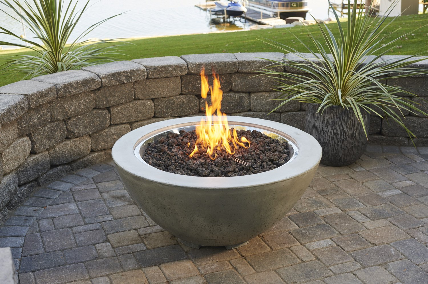 Cove 30, promotion, sale, fire pit, firepit, fire table,  firetable, Outdoor Greatroom Company