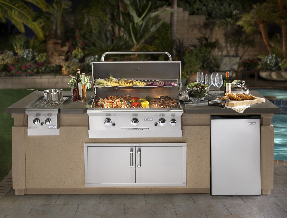 Gas Grill Built-In - AOG 36