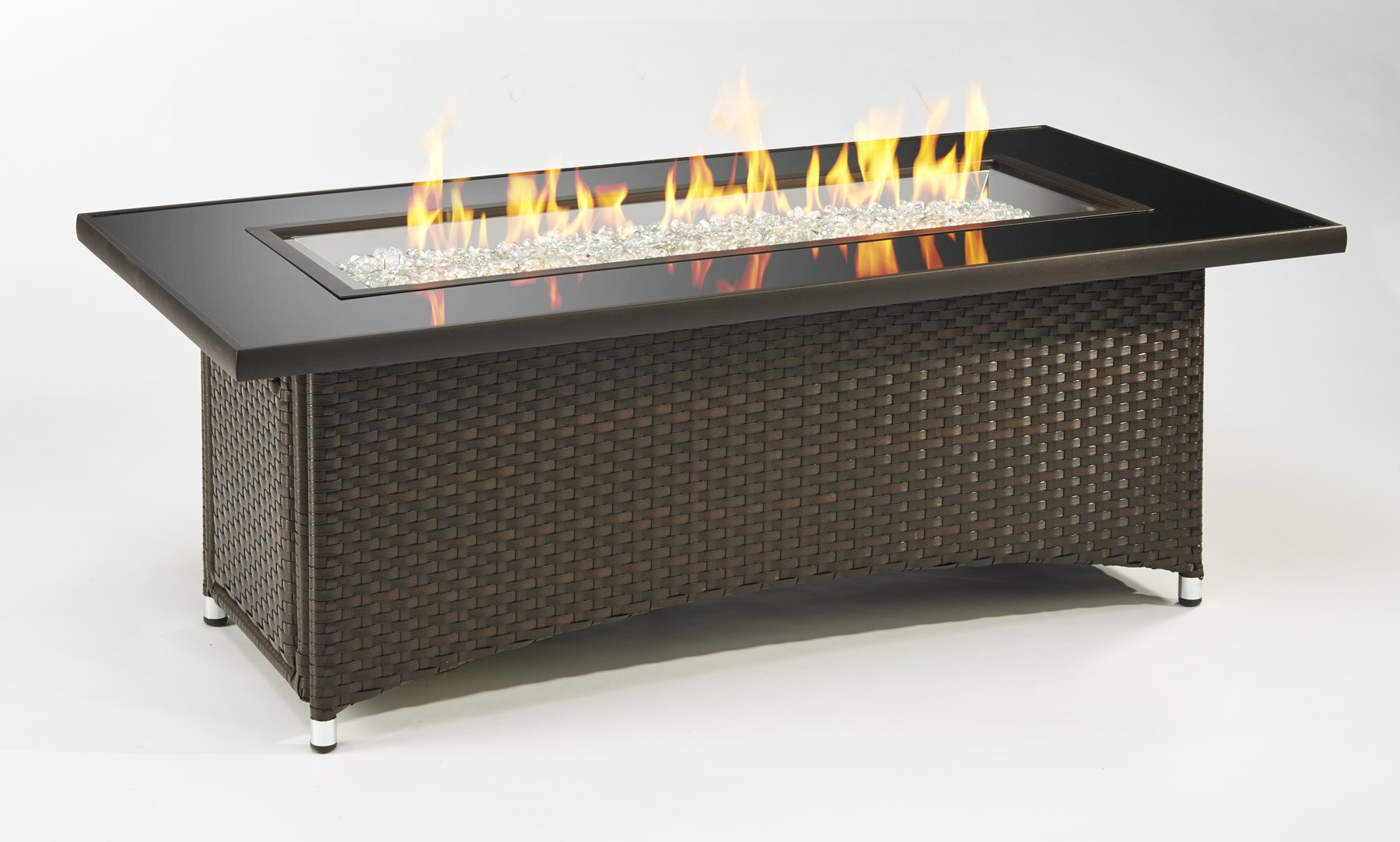 Montego, granite, dining table, promotion, sale, fire pit, firepit, fire table,  firetable, Outdoor Greatroom Company