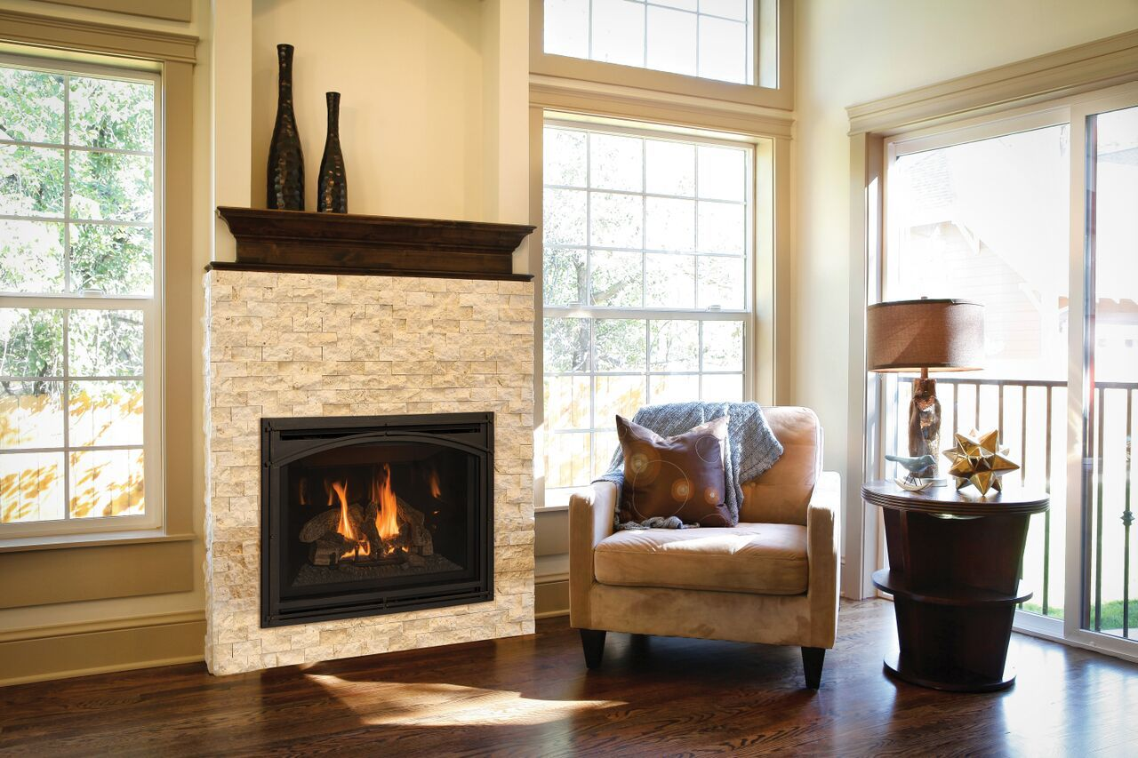 Traditional Gas Fireplace - Kozy Heat TRF