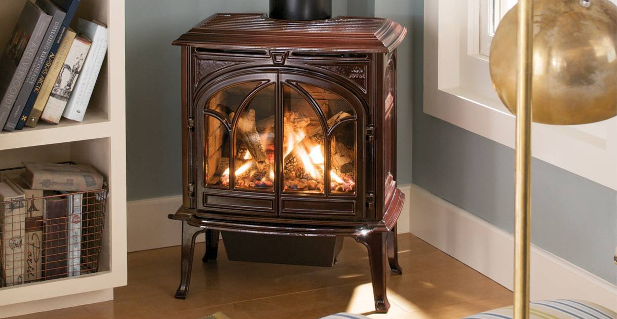 Traditional Gas Stove - Jotul