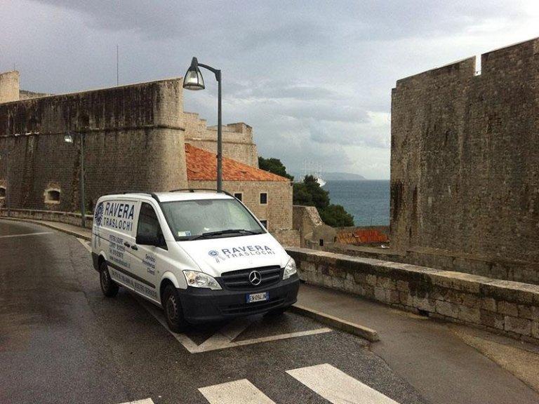 Trasloco a Dubrovnik (Croazia)
