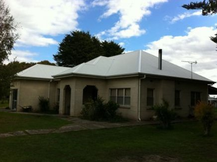 new roof installed on home