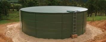 green water tank