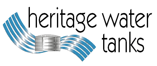 heritage water tanks logo