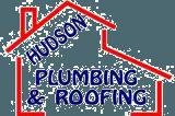 hudson plumbing & roofing logo
