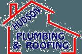 hudson plumbing & roofing logo footer