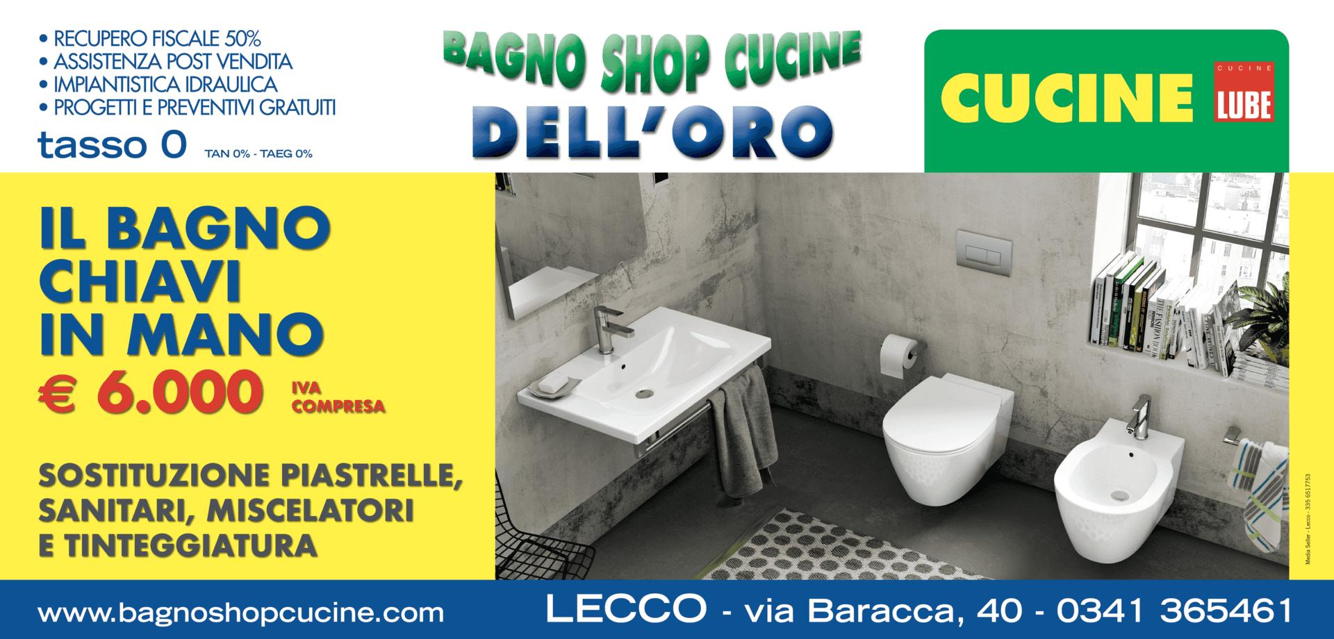 Awesome Bagno Shop Lecco Contemporary - Schneefreunde.com ...