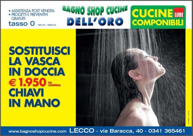 promozione doccia