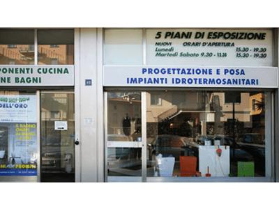 Arredamenti d\'interni - Lecco - Bagno Shop Cucine Dell\'Oro