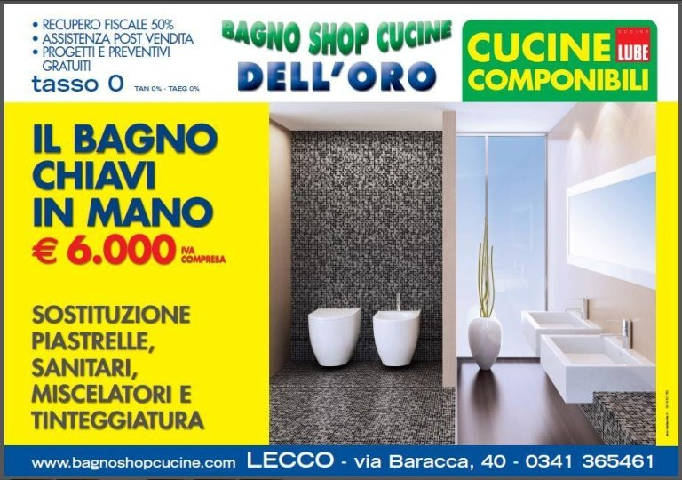 Arredo Bagno Lecco: Arredamenti su misura Lecco Monza RAIMONDI ...