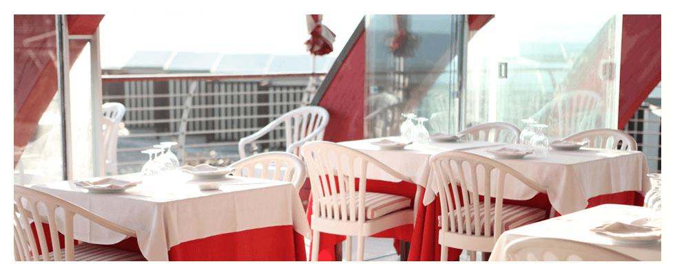 ristorante sul mare