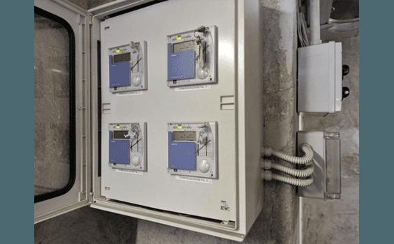 posa pannelli elettrici