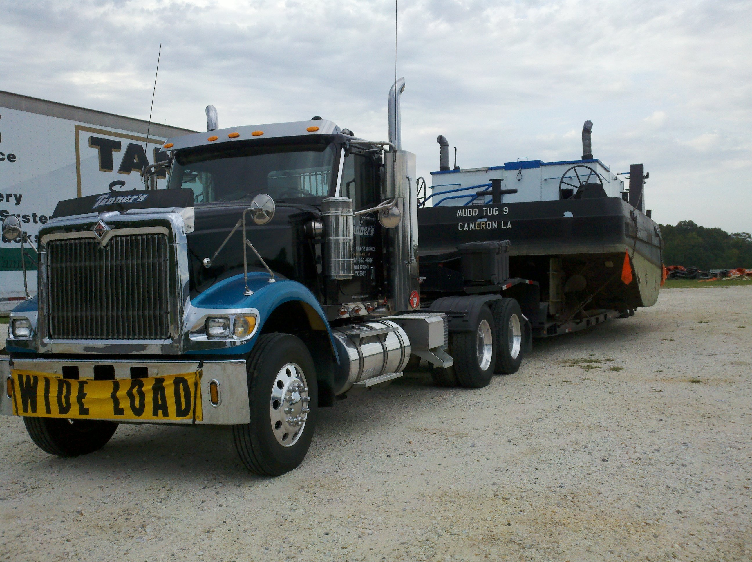 Heavy hauling services in Malvern, AR