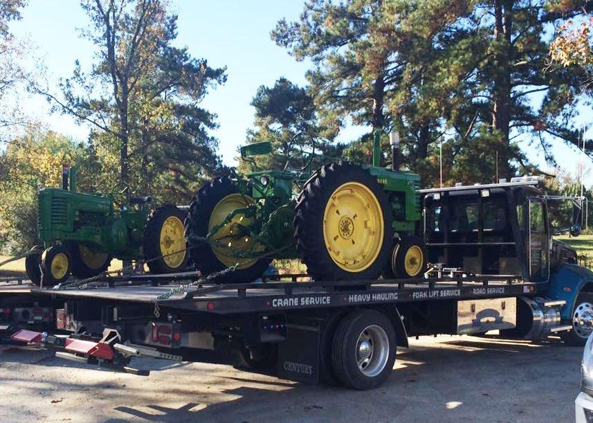 Tanner's heavy hauling in Malvern, AR