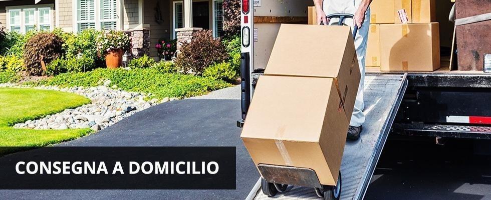 consegna elettrodomestici a domicilio