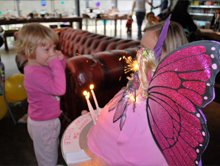 Birthday cakes - Highgate, London - The Highgate Pantry - Pink cake