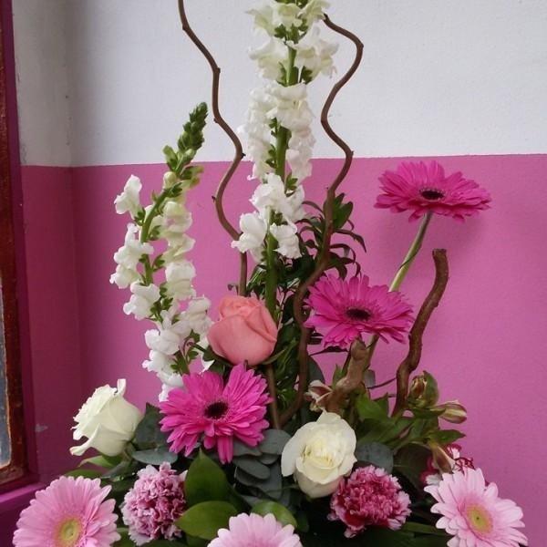 centro tavola floreali