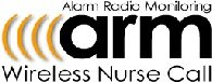 Arm wireless nurse call logo