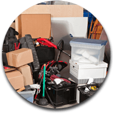 Garage and shed clearances