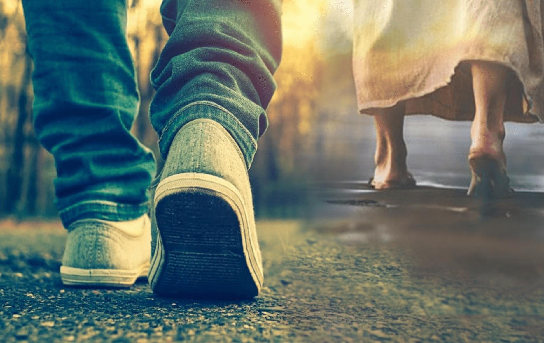 Walking in the Footprints of Jesus : Week One