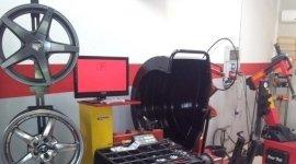 assetto di ruote computerizzato
