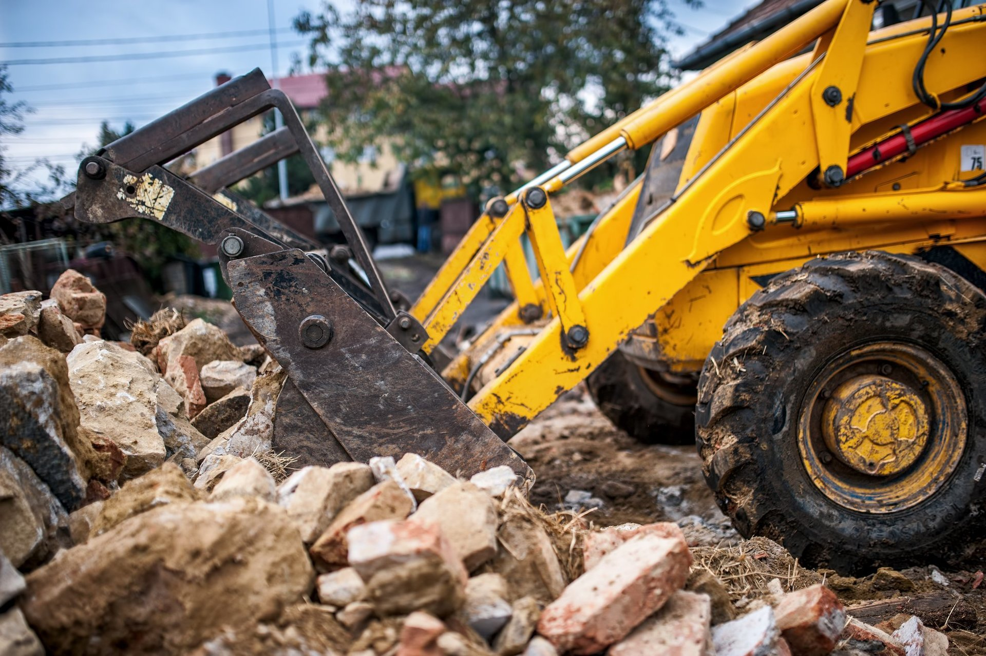 Excavation Contractor in Lexington, KY - Shingleton Excavating, LLC