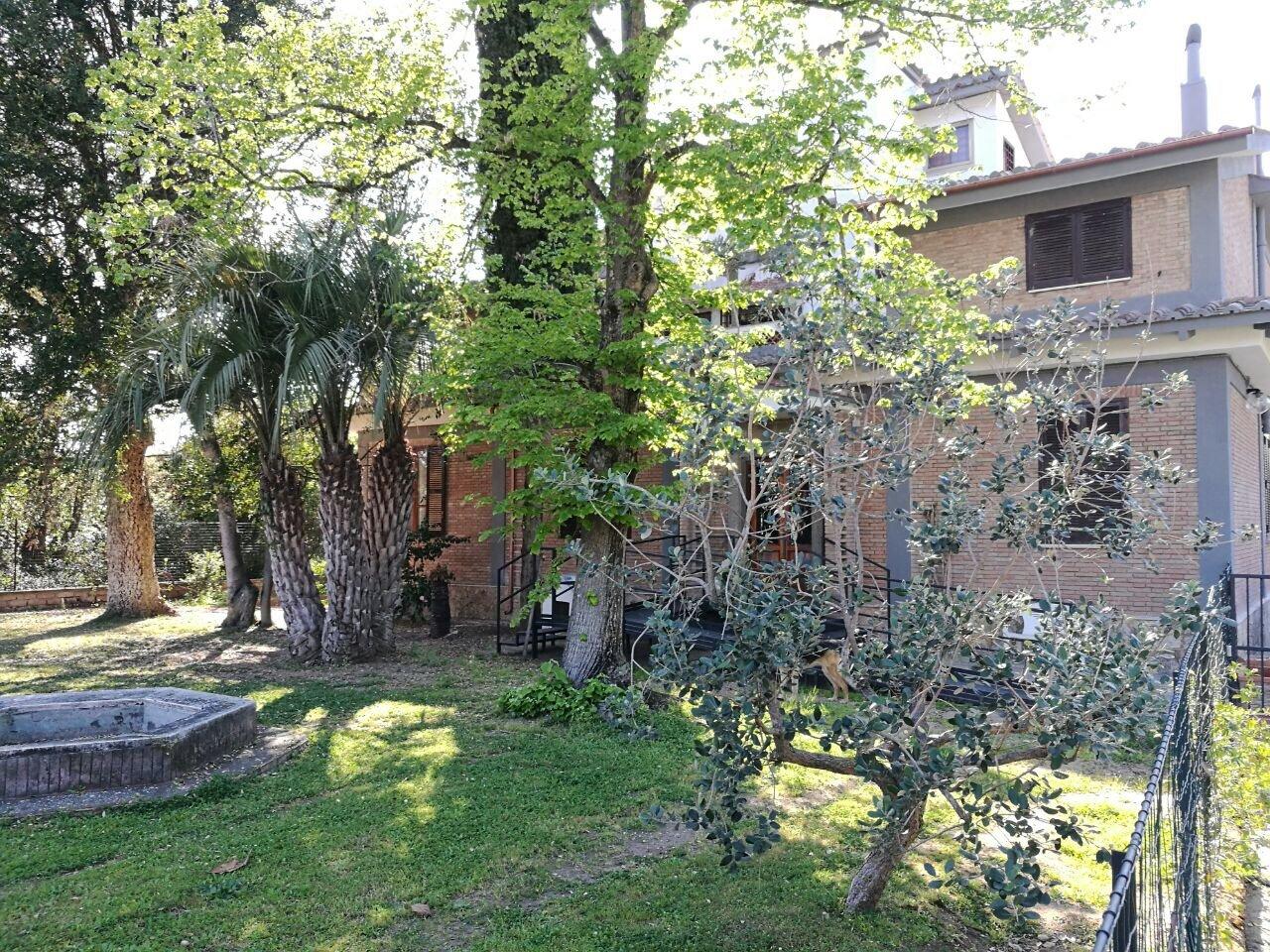 giardino estereno struttura