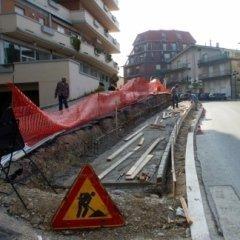 lavoro stradale