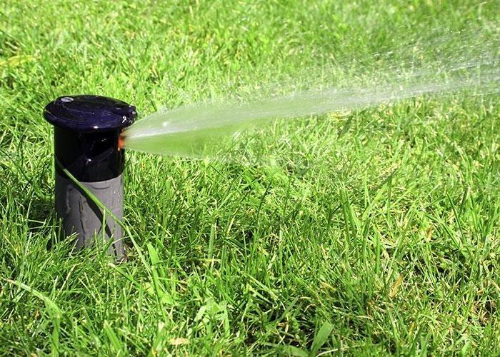 irrigazione prati