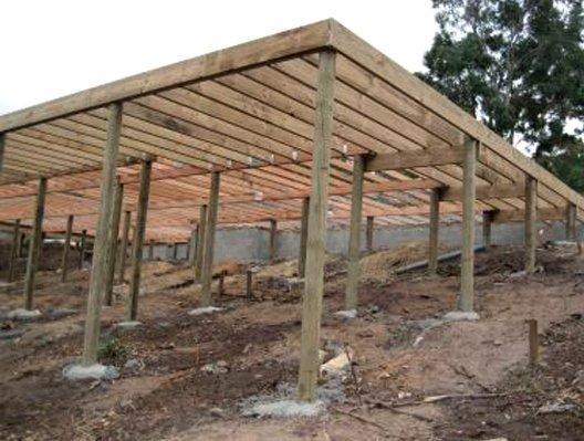 Greenwood Pine timber tasmania