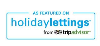 Holiday Lettings from Trip Advisor logo