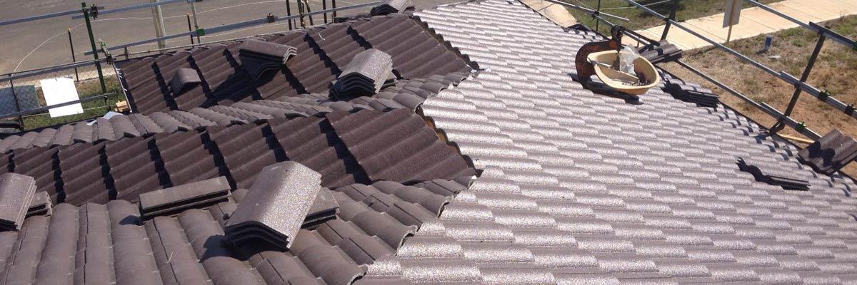 element roofing roof restoration