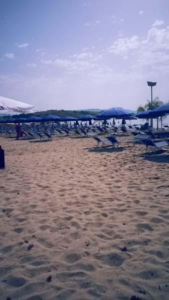 spiaggia di menfi