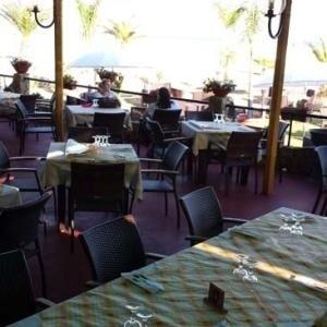 ristorante vicino al mare