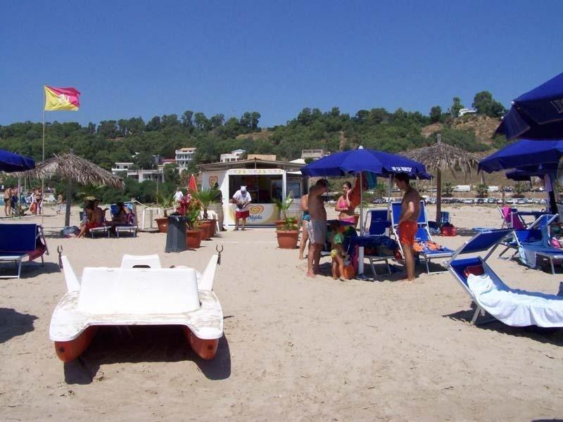 aperitivi in spiaggia