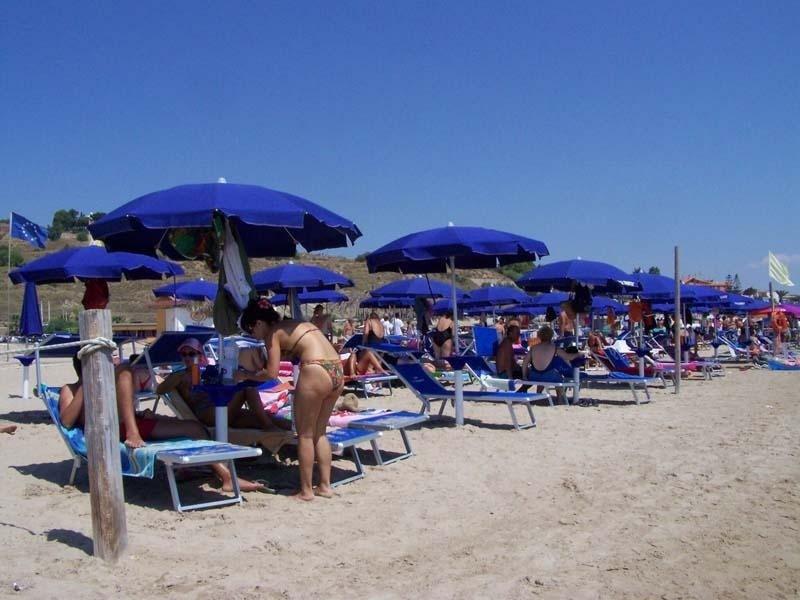 spiaggia vicino agrigento