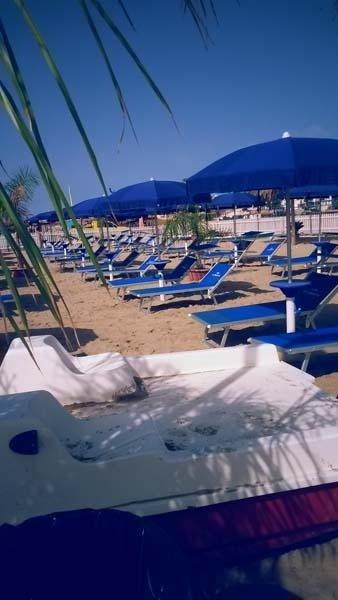 lido la sirenetta sulla spiaggia di menfi