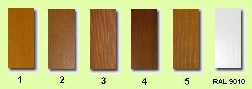 Essenze legno per scuri
