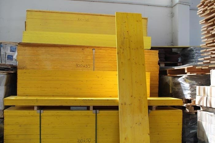 Palanca in legno