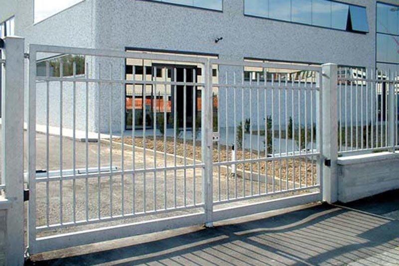 Cancello carrabile