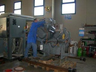 Revisione Compressore oil free Atlas Copco ZR 6