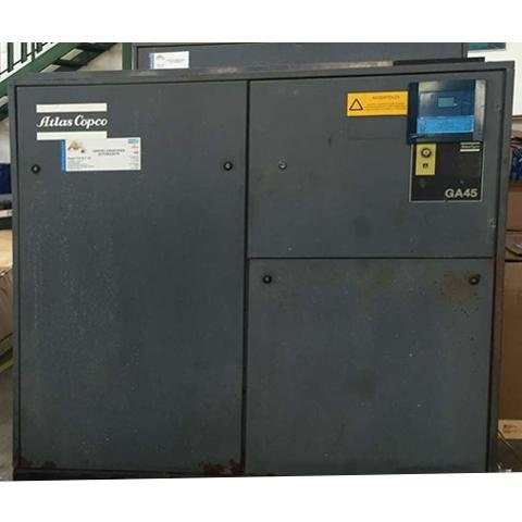 Elettrocompressore Atlas Copco