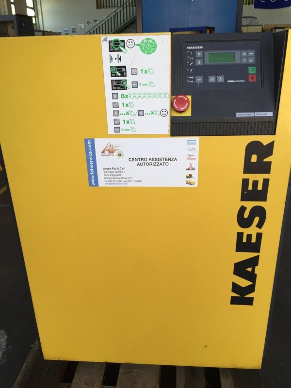 Compressore Kaeser SK